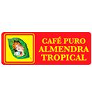Café puro almendra Tropical