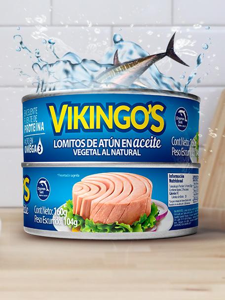 Home productos del mar