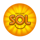 logo chocolate sol